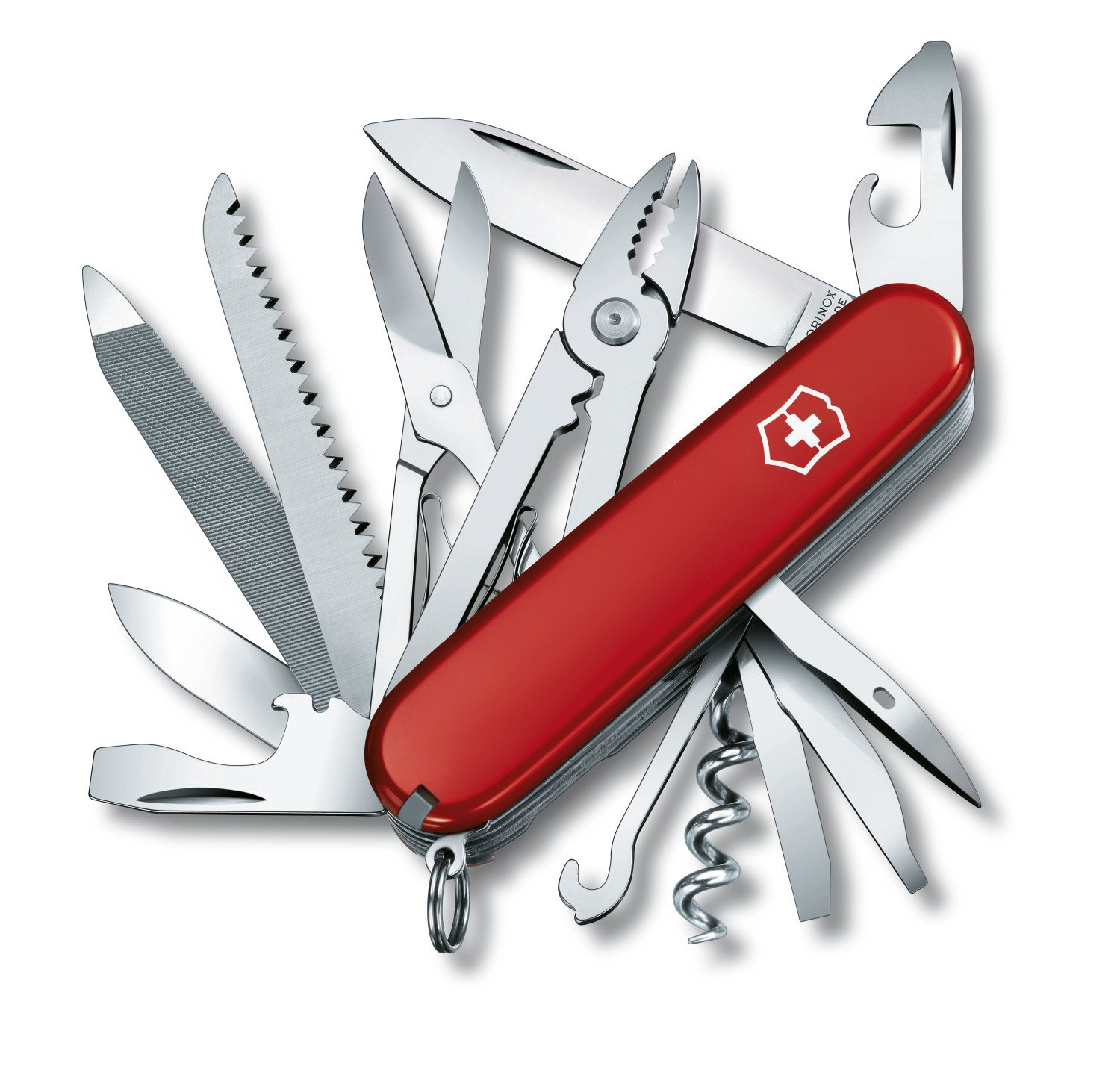 Victorinox Swiss Army Handyman Multi-Tool,Red