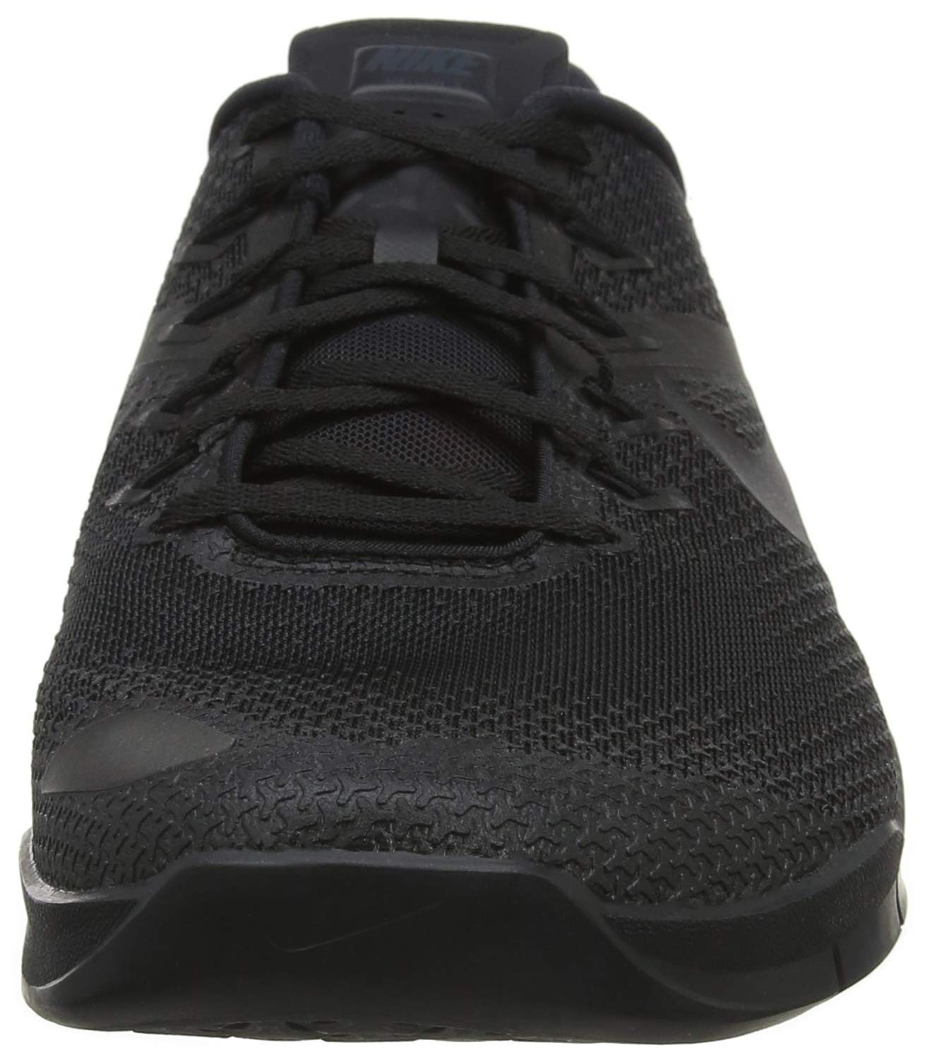 Nike Men's Metcon 4 Training Shoe Black/Black-Black-Hyper Crimson 7.0 by Nike (Image #4)