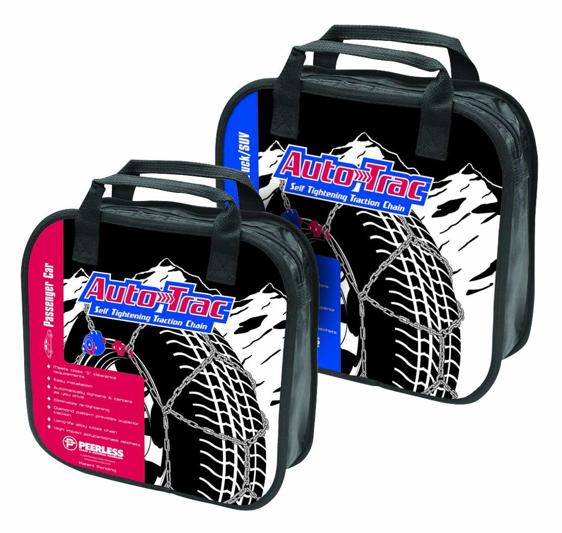 Peerless 0231705 Auto-Trac Light Truck/SUV Tire Traction Chain - Set of 2 by Security Chain (Image #3)