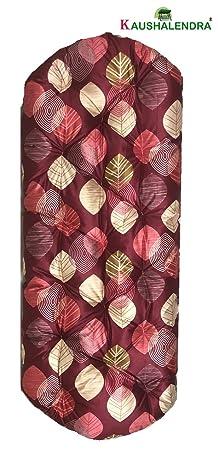 kaushalendra garden zula Cotton Swing Cushion (Multicolour, 50x20x24-inch)