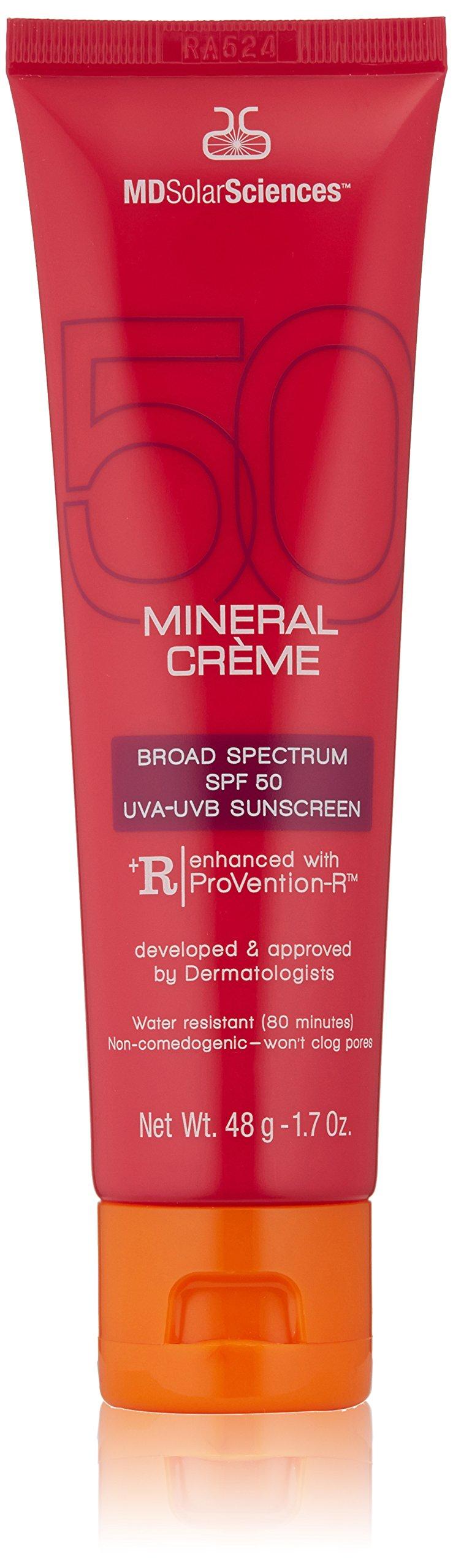 MDSolarSciences Mineral Crème Broad Spectrum SPF 50 by MDSolarSciences