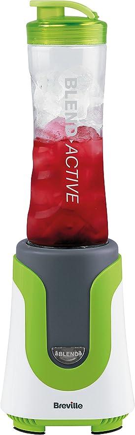 Breville VBL096 Batidora de vaso Verde, Color blanco - Licuadora ...