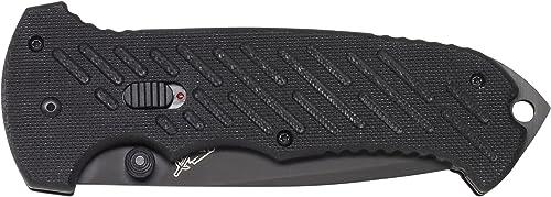 Gerber 06 FAST Knife, Serrated Edge, Tanto 30-000118 ,Black