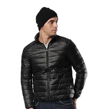 Hifeos Packable Down Jacket For Men Outwear Lightweight Men's ...