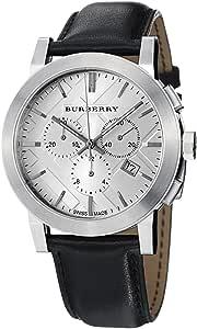 ساعة من بيربري للنساء BU9355