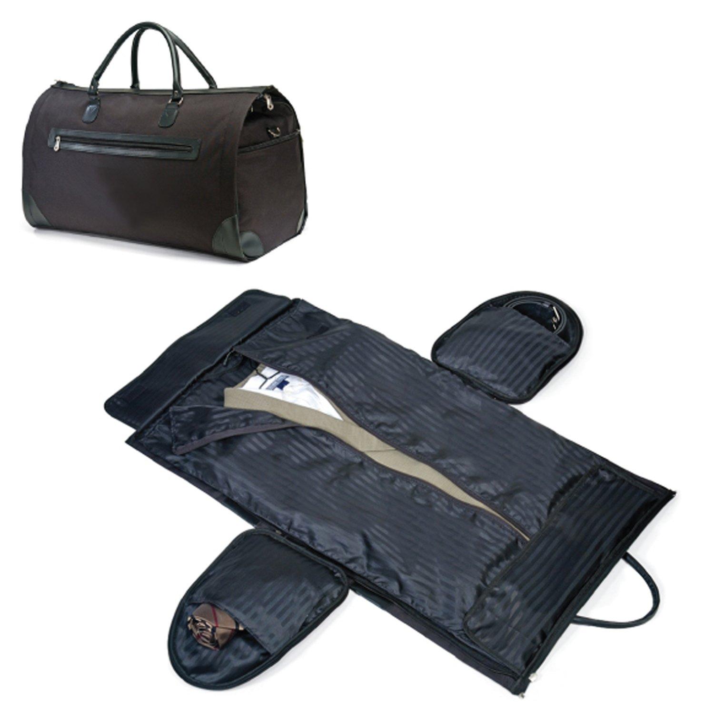 Garment Bag, 37 Golden Pacific 2 In 1 Convertible Travel Duffle Garment Bag. GP GPCDG001