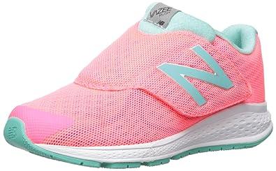 New Balance KV888V1 Pre Running Shoe (Little Kid), Purple/Pink, 1 M US Little Kid