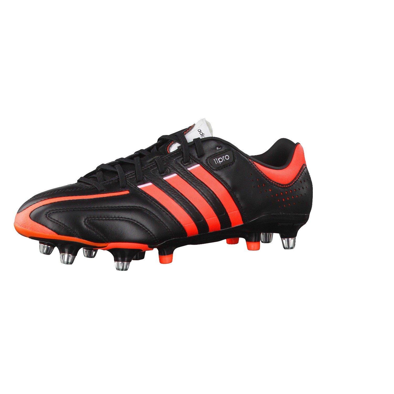 buy popular 3614f 63c9d adidas Adipure 11Pro XTRX SG SCHWARZ G60017 Size EUR 42 23  UK 8,5  US  9  CM 27 Amazon.co.uk Sports  Outdoors