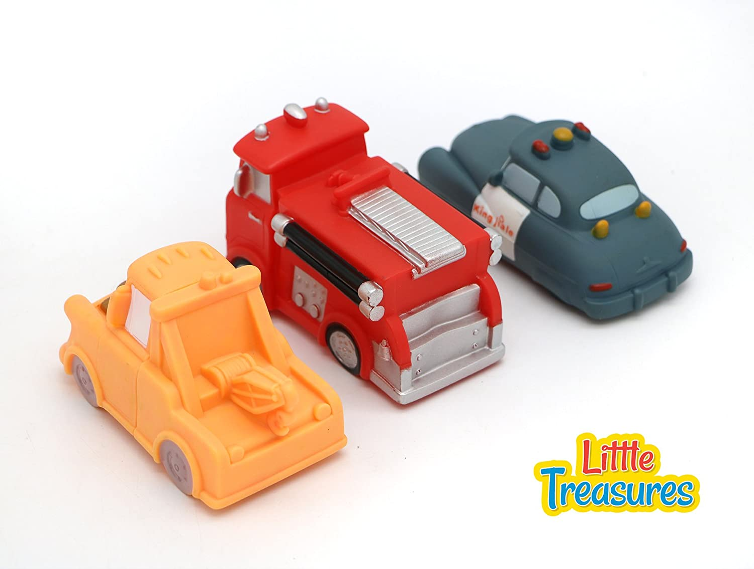 Months Toddlers Little Treasures Friendly Tub Toy Vehicles Bath Toys For Babies Of Age 19 Baby Safety Bath Toy Temperature Indicator When The Water Is Too HOT for Children