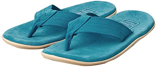 Thong Sandals 1331-499-9011: Turquoise
