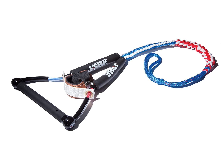 Jobe 360 Trick Bridle - Cuerda de wakeboarding, color negro, talla Small
