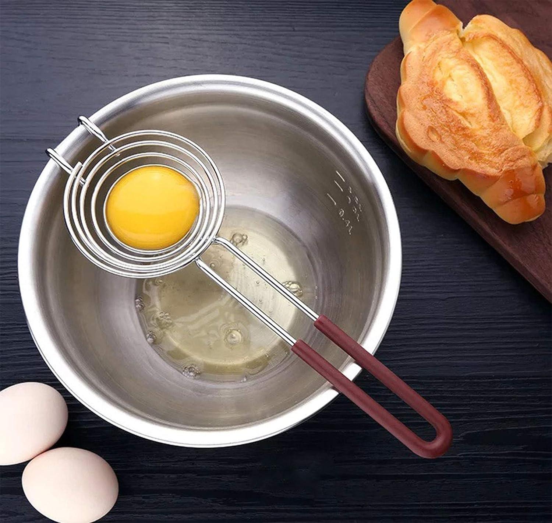 jieqing Cooking Gadgets Egg White Separator Kitchen Gadgets And Tools Kitchen Tools And Gadgets Egg Separator Egg Yolk White Kitchen Gadget A,One Size