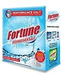Fortune Dishwasher Salt - 6 Kg - Compatible with all Dishwasher Brands