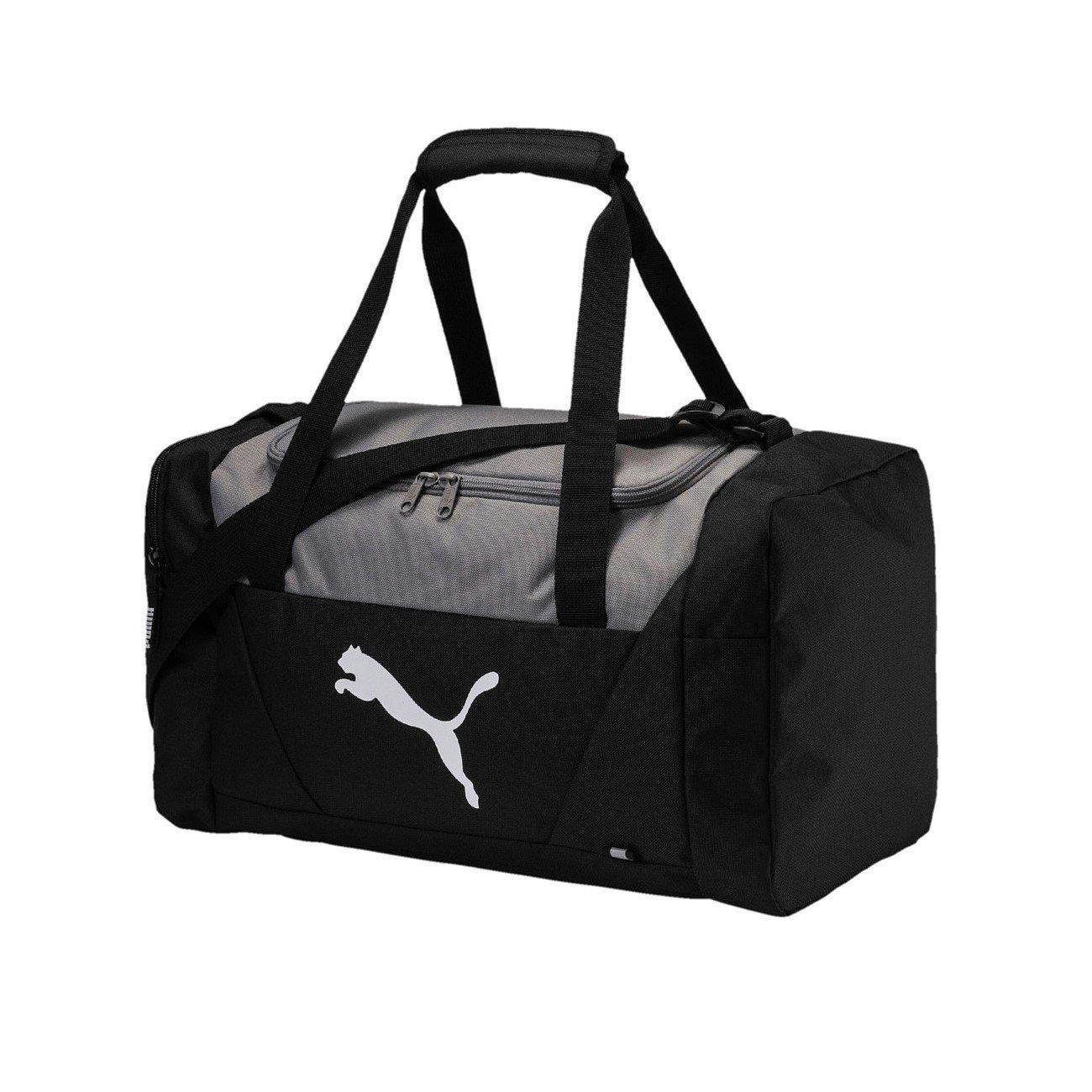 Puma Fundamentals Sac de sport Sport bag S 075096 Black Taille S PUMA3|#PUMA 75096 01