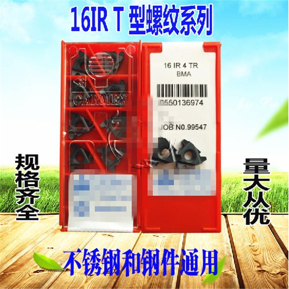 10pcs Gaobey 22IR 6TR Threaded blade Carbide Inserts