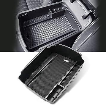 Yee Pin Mittelkonsole Sportage Ql4 Automatic Transmission 2016 2019 Handschuhfach Für Armlehne Organizer Aufbewahrungsbox Mit Rutschfestermatte Autozubehör Auto