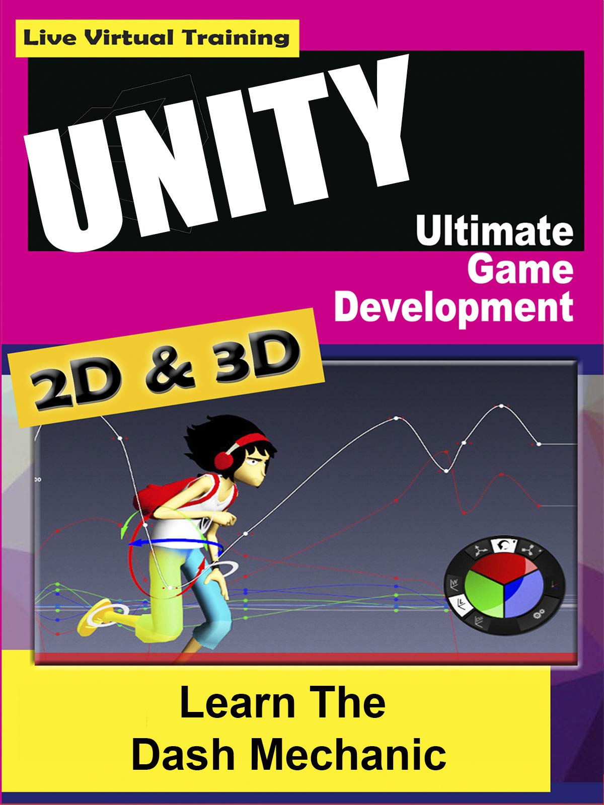 Amazon com: Watch Unity 2D and 3D Game Development Course