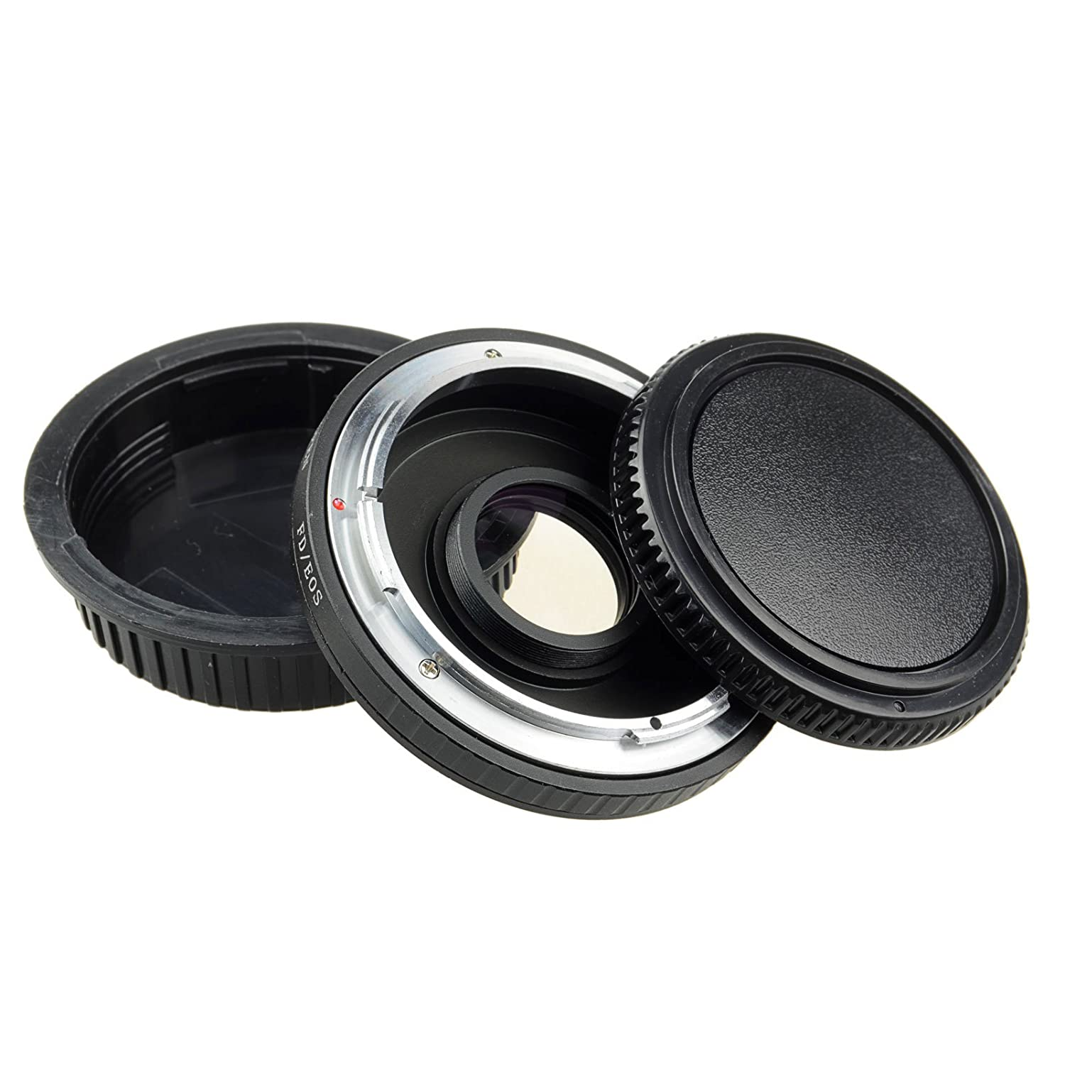 Amazon com : DSLRKIT CANON FD Lens to EOS EF Body Mount Adapter 450D