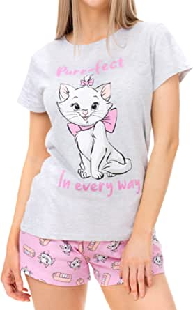 Disney Pijamas para Mujer Los Aristogatos