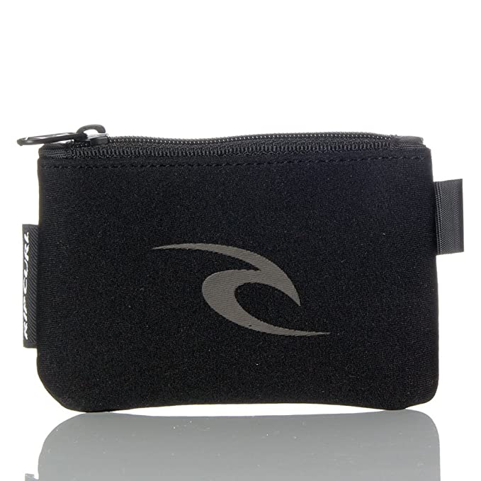 b03bc196f Rip Curl COIN PURSE, MAN, Color: BLACK, Size: TU: Amazon.es: Ropa y  accesorios