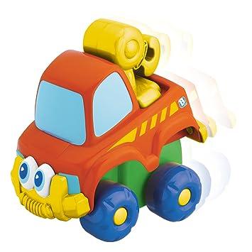 Tow N Go >> Blue Box Press N Go Tow Truck