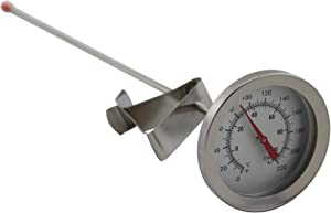 Homebrew Kettle Clip On Thermometer