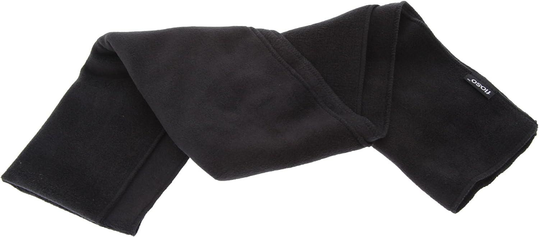 62 x 10 inches Navy FLOSO/® Mens Plain Thermal Polar Fleece Winter//Ski Scarf