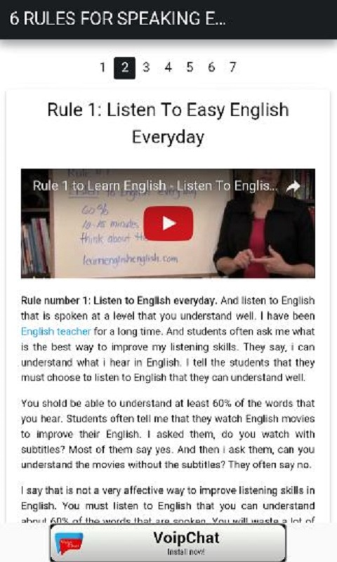 free download how to speak english fluently