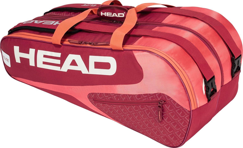 Bolsa de Tenis Elite 9R Supercombi Color Rosa Head Unisex