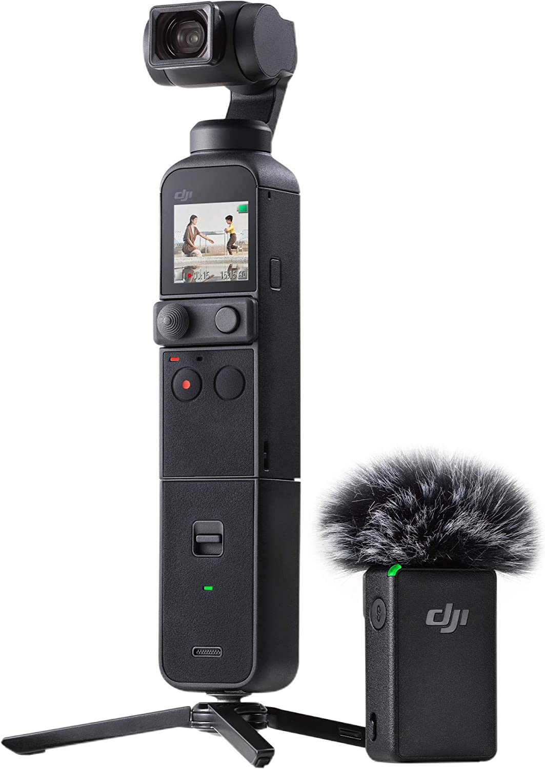 DJI Osmo Pocket 2 pocket friendly camera