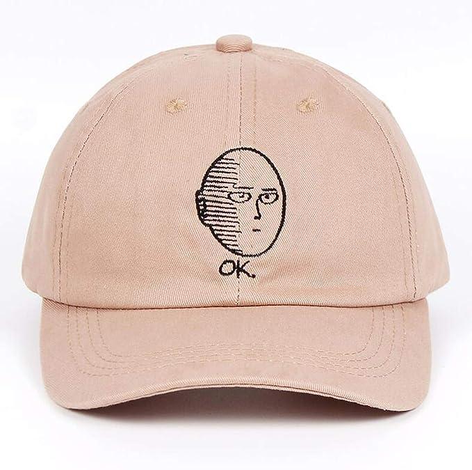 Amazon.com: Bokun Unisex Baseball Cap Dad Hat Men Adjustable Cap Gorras Cap Casual Leisure Snapback Hats Khaki: Clothing