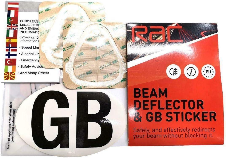 Headlamp Beam Convertors and Magnetic GB Plate