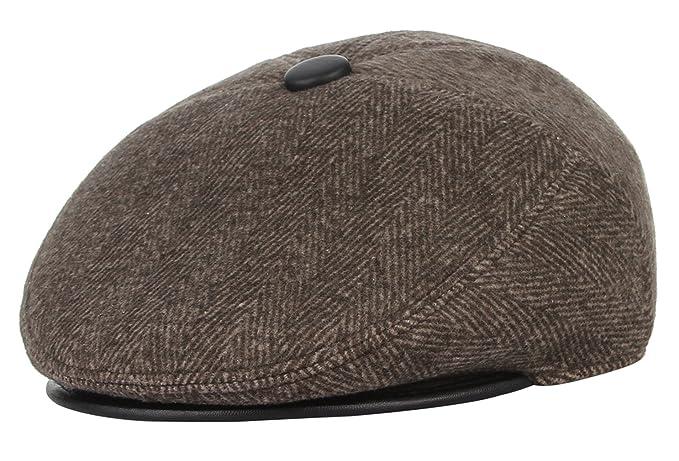 La vogue Hat Gorra de Deporte Boina Golf para Hombre Caballero  Amazon.es   Ropa y accesorios 53cdc92bbdf