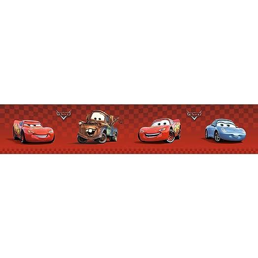 Good Disney Cars Character 5 Meters Wallpaper Border