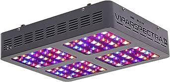 VIPARSPECTRA Reflector-Series 600W LED Grow Light,Full Spectrum for Indoor Plants Veg and Flower