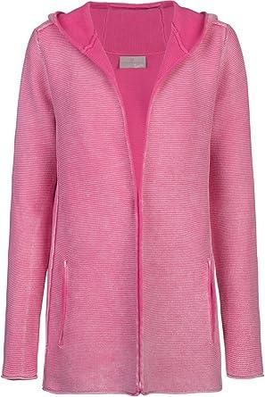 detailed look 6c6f0 86278 Lieblingsstück Damen Strickjacke Holly Größe 44 Pink (pink ...
