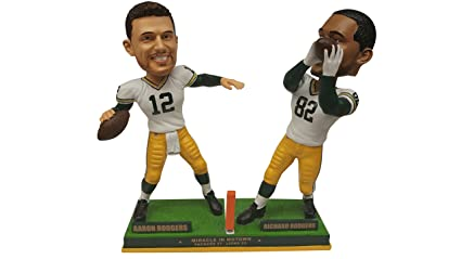 2c42260b903 Amazon.com   Aaron Rodgers to Richard Rodgers Green Bay Packers Hail ...
