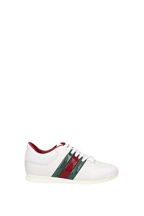 Sneakers Gucci Mujer - Piel (370499AYOK0) EU: Amazon.es: Zapatos y complementos