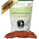 Natural Rapport Dog Treats Snacks and Chews - Made in the USA with USDA Meat