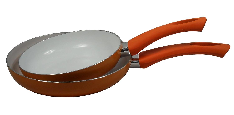 Mgi - Pack 2 Sartenes Ceramicas 20 y 24 Cm: Amazon.es: Hogar