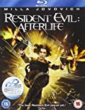 Resident Evil: Afterlife [Blu-ray] [2011] [Region Free]