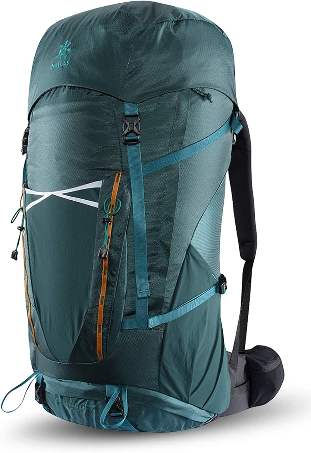 KAILAS Star Trek 45 5L Internal Frame Hiking Backpack Water Resistant Travel Daypack with Rain Cover for Outdoor Camping Trekking Climbing