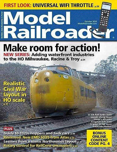Model Railroader Amazon Com Magazines