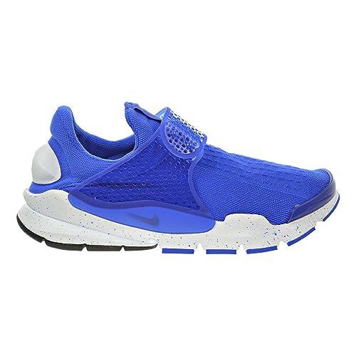 designer fashion 0cfa3 27884 Nike Sock Dart SE Men's Shoes Racer Blue/White/Racer Blue ...