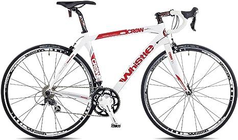 Whistle WHS.76 - Bicicleta de Carretera para Hombre, Talla XS (155-160 cm), Color: Amazon.es: Deportes y aire libre