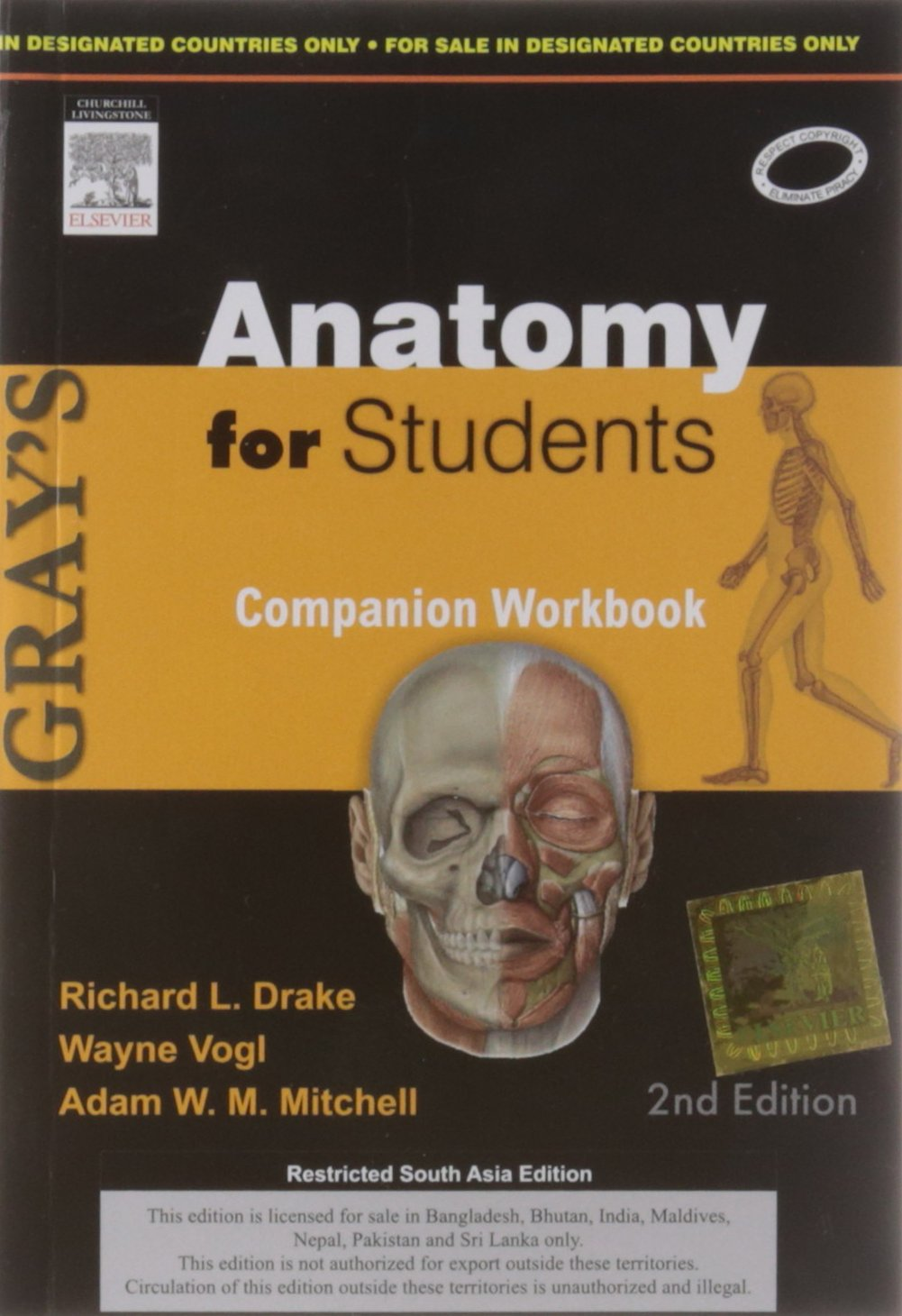 Buy Gray\'s Anatomy for Students: Companion workbook 2/Ed (Old ...