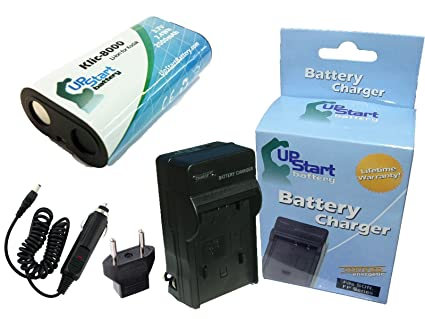 Amazon. Com: kastar li-ion battery 2 packs replacement for kodak.