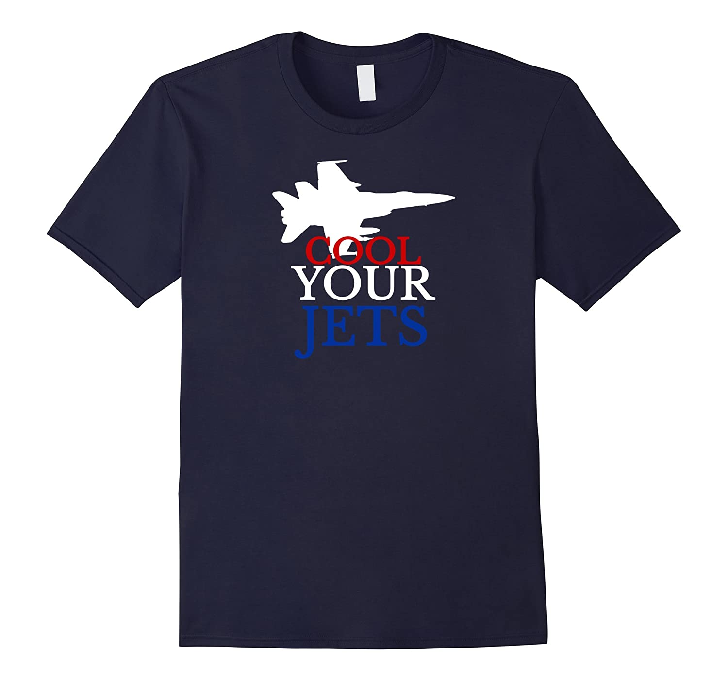 Cool Your Jets Jet Shirt-T-Shirt