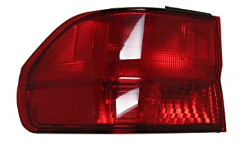 71diFUo5VIL._SX355_ amazon com honda van suv odyssey tail light left (driver side Chevy S10 Tail Light Wiring at aneh.co