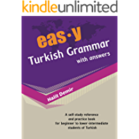 easy Turkish Grammar with answers (English Edition)